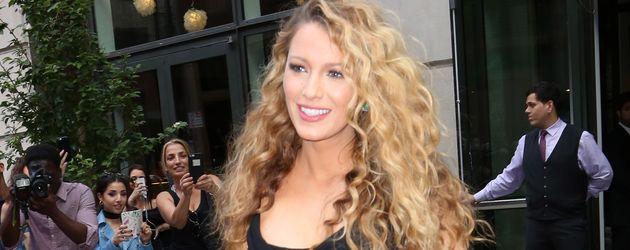 Blake Lively in ihrer zweiten Schwangerschaft