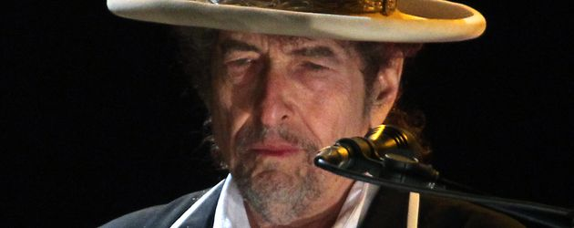 Bob Dylan in London
