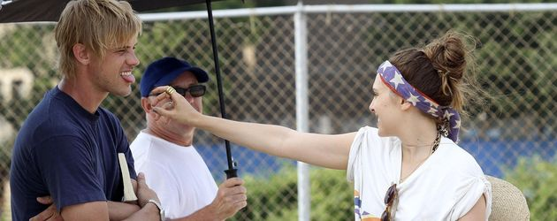 Elizabeth Olsen und Boyd Holbrook