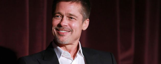 "Brad Pitt beim ""Allied""-Fan-Event in Los Angeles"