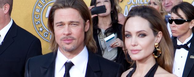 "Brad Pitt und Angelina Jolie bei den ""Screen Actors Guild Awards"" 2012"