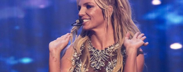 "Britney Spears in der britischen Talkshow ""The Jonathan Ross Show"""
