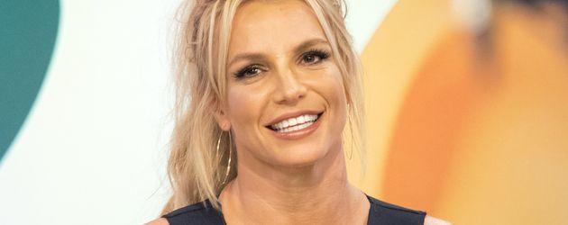 """Britney Spears in der britischen Talkshow """"Loose Women"""""""