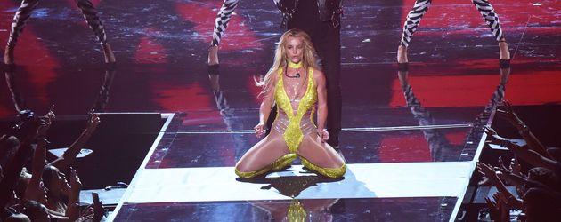 Britney Spears tanzt bei den VMAs 2016 in New York