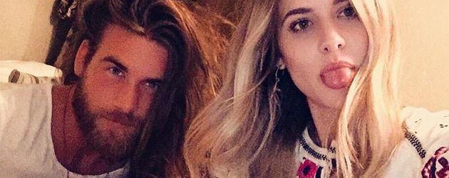 Brock O'Hurn und seine Schwester Carly