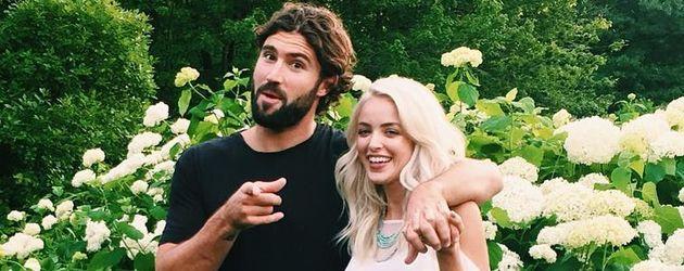 Brody Jenner und Kaitlynn Carter auf ihrer Verlobungsparty