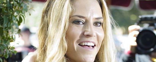 Brooke Mueller mit offenen Haaren
