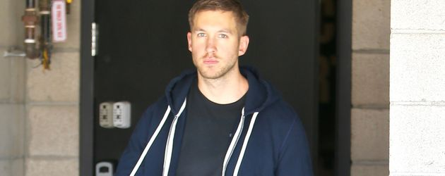Calvin Harris unterwegs in Los Angeles