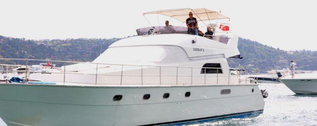 Mann mit yacht sucht frau