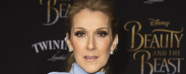 """Céline Dion bei der """"Beauty and the Beast""""-Premiere in Los Angeles"""