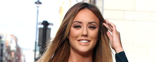 Charlotte Crosby in London