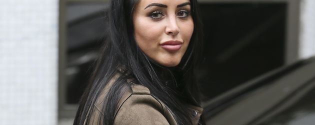Marnie Simpson  verlässt die ITV Studios in London