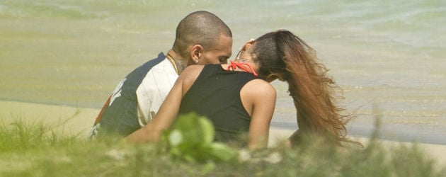 Chris Brown und Rihanna