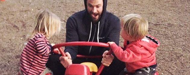 "Chris Hemsworth, ""Thor""-Darsteller"
