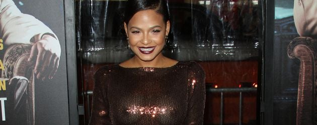 "Christina Milian bei der ""Live By Light""-Premiere"