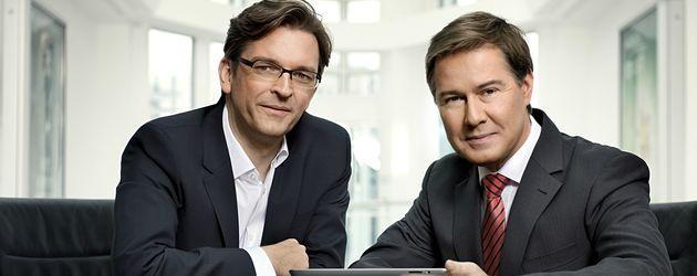 Claus Strunz und Ulrich Meyer