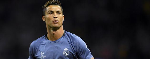 Cristiano Ronaldo für Real Madrid