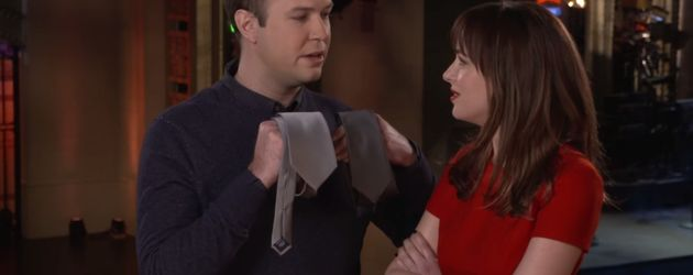 Dakota Johnson und Taran Killam