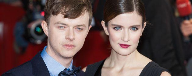 Dane DeHaan und Anna Wood auf der 65. Berlinale