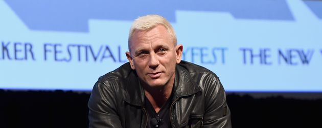 "Daniel Craig beim ""The New Yorker Festival 2016"""