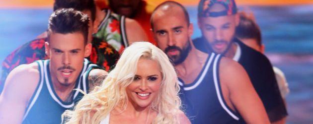 "Daniela Katzenberger bei ""Dance Dance Dance"""