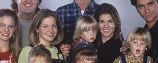 """Der gesamte Cast von """"Full House"""""""