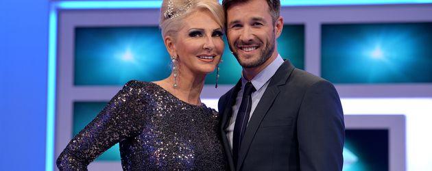 """Désirée Nick und Jochen Schropp beim Auftakt von """"Promi Big Brother"""""""