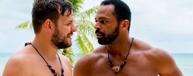 """Die """"Adam sucht Eva""""-Prolls Kushtrim und Jesse"""