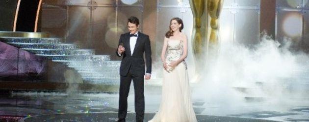 Anne Hathaway und James Franco