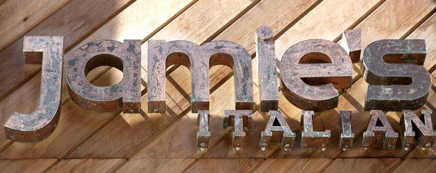 """Die Restaurant-Kette """"Jamie's Italian"""" von Star-Koch Jamie Oliver"""