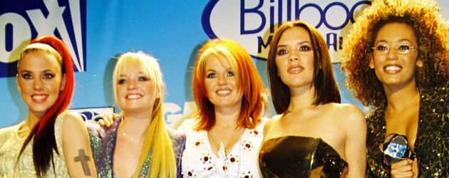 Die Spice Girls 1997