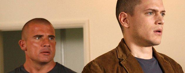 """Dominic Purcell und Wentworth Miller in """"Prison Break"""""""