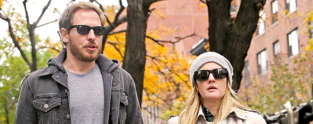 Drew Barrymore und Will Kopelman