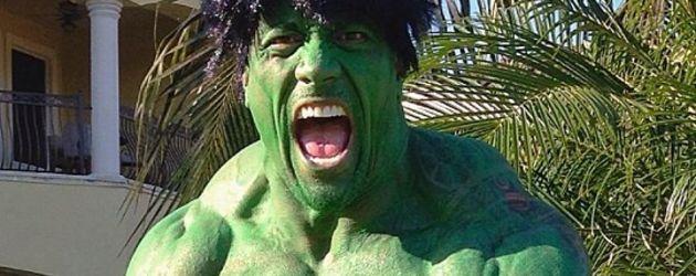 """Dwayne """"The Rock"""" Johnson an Halloween"""
