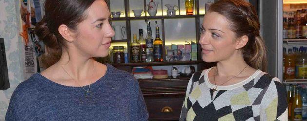 Anne Menden und Elena Garcia Gerlach