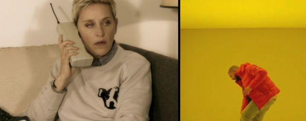 Drake und Ellen DeGeneres
