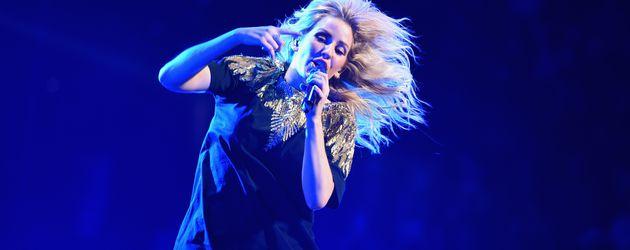 Ellie Goulding bei einem Auftritt 2016