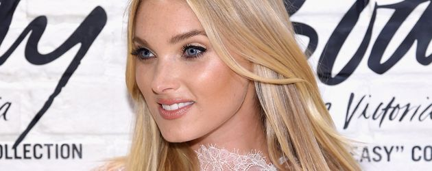 "Elsa Hosk bei dem Launch der neuen ""Easy""-Kollektion von ""Body By Victoria"" in New York"