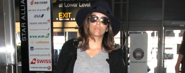 Eva Longoria am LAX-Flughafen