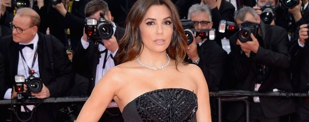 Eva Longoria in Cannes