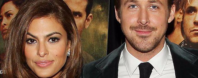 Eva Mendes und Ryan Gosling
