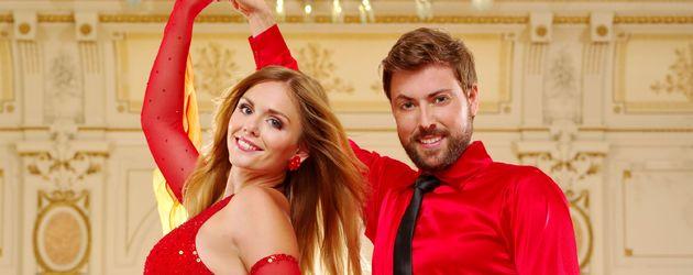 Felix von Jascheroff und Lisa Steiner