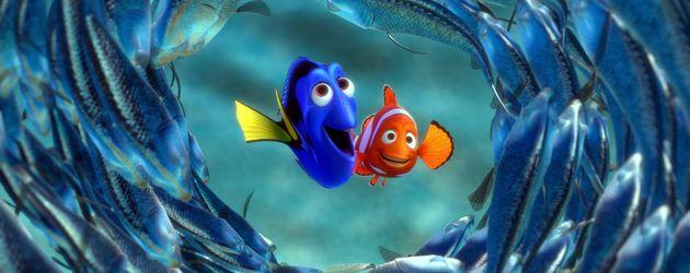 """Dorie und Nemo in """"Findet Nemo"""""""
