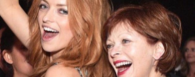 Francesca Eastwood und Frances Fisher