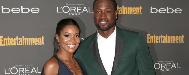 Gabrielle Union und Dwayne Wade