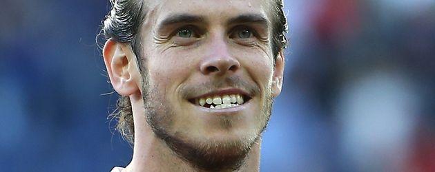 Gareth Bale bei der EM 2016