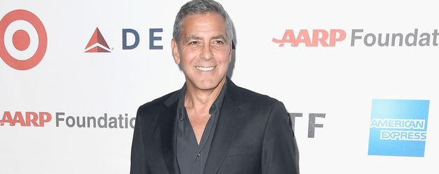 George Clooney bei Hollywood's Night Under The Stars