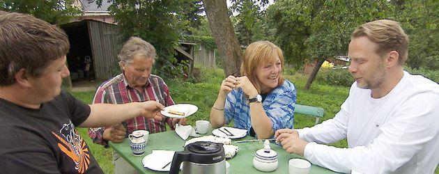 """Gerhard und Nicole bei """"Bauer sucht Frau"""""""