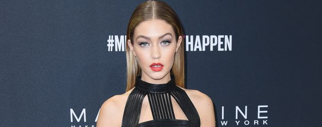 Gigi Hadid und Berlin Fashion Week