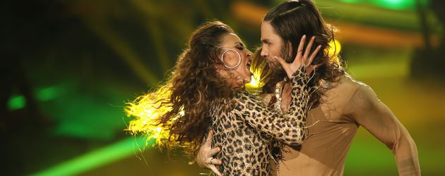 "Gil Ofarim und Ekaterina Leonova bei ""Let's Dance"""